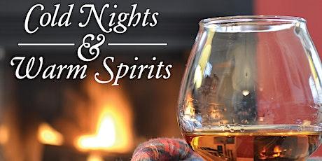 Cold Nights & Warm Spirits - Ault Park Whiskey Tasting tickets