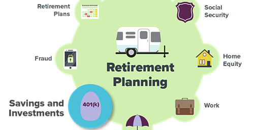 Retirement Planning Event - LUNCH PROVIDED*