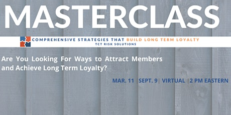 Comprehensive Strategies That Build Long Term Loyalty tickets