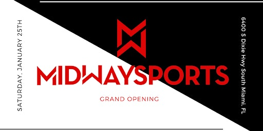 Midway Sports Grand Opening