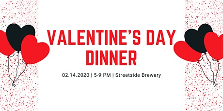 Valentine's Day Dinner for Two! tickets