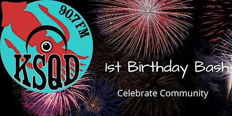 KSQD Birthday Bash tickets