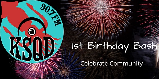 KSQD Birthday Bash