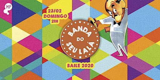 23/02 - BANDA DO SEU LALÁ NO MUNDO PENSANTE
