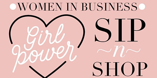 2020 Women in Business Sip 'n' Shop