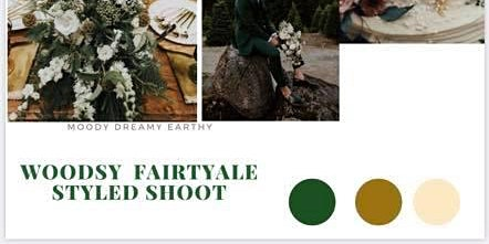 Woodsy Fairytale Styled Shoot