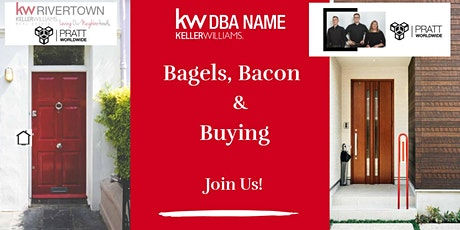 Bagels, Bacon and Buying! tickets