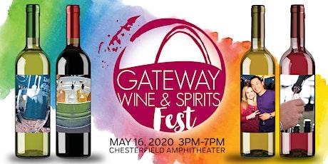 Gateway Wine and Spirit Fest St. Louis 2020 tickets