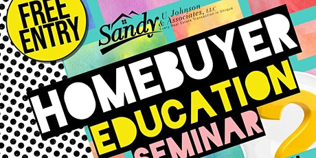 Home Buyers Education Workshop/ 8hr. HUD Home Down Payment Assistance tickets