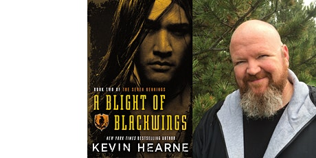 Salon@615 with Kevin Hearne tickets