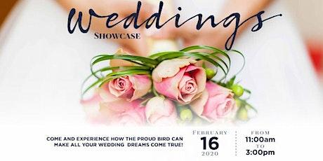 Proud Bird Wedding Showcase tickets