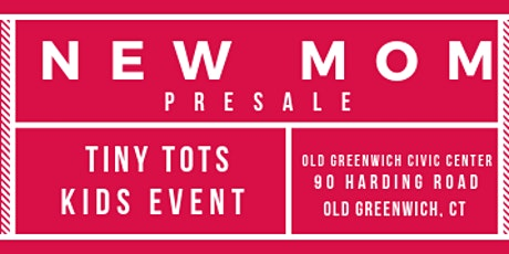 NEW MOM | GRANDMA PRESALE Spring 2020 tickets