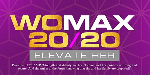 Womax 2020 - Elevate Her Conference