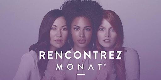 LANCEMENT D'ENTREPRISE /RENCONTREZ MONAT