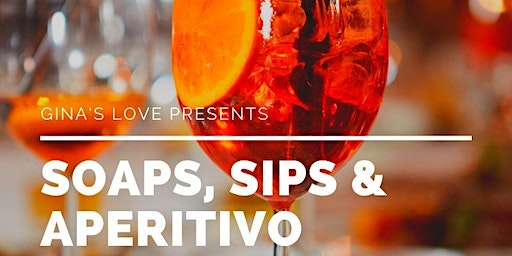 Valentine's Soaps, Sips and Aperitivo: Soap Making with an Italian Inspired Happy Hour