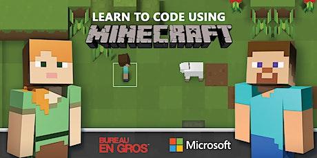 Minecraft - Hour of Code tickets