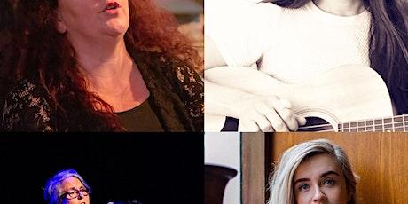 Katie Theasby, Sara Ryan, Clara Buteler, and Anne Rynne tickets