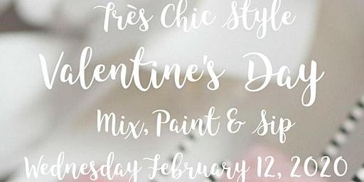 Valentine's Day Paint & Sip