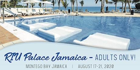 RIU Palace Jamaica tickets