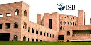 ISB-PGPMAX|Masterclass with Faculty  |Hyderabad