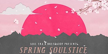Spring Soulstice Underground Festival tickets