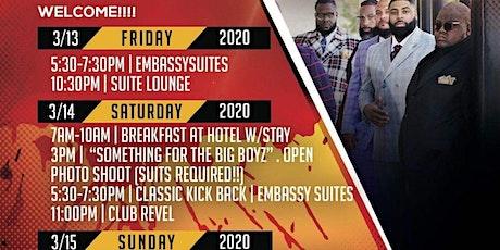 "Big & Tall Photoshoot ""Something for the Big Boyz"" tickets"