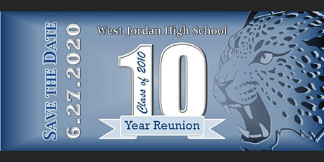 West Jordan High School Class of 2010 tickets