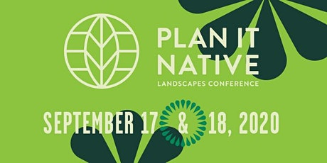 Plan It Native Landscapes Conference tickets