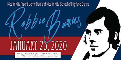 Kids in Kilts Parent Committee Robbie Burns Dinner