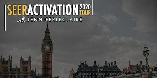Seer Activation Tour | London, UK