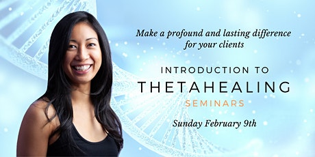 Intro to ThetaHealing Seminars - For Wellness Practitioners & Coaches tickets
