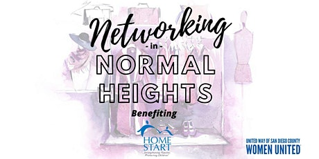 Networking in Normal Heights tickets