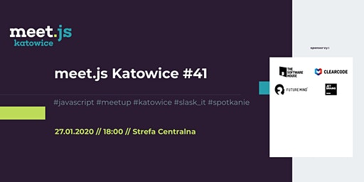 meet.js Katowice #41