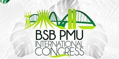 BSB PMU CONGRESS INTERNATIONAL ingressos