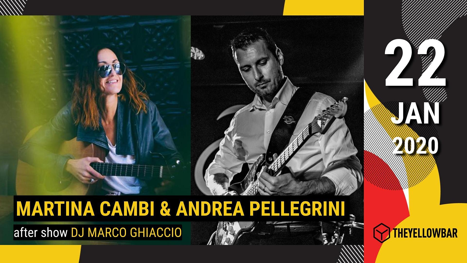 Martina Cambi & Andrea Pellegrini (Duo) - The Yellow Bar