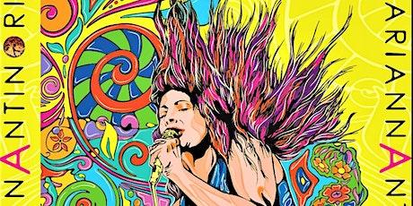 ARIANNA ANTINORI BAND «Da Janis Joplin a Hostaria Cohen» biglietti