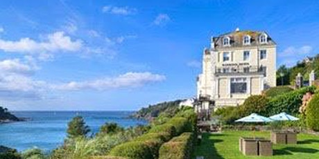 18 February, Power Lunch - Fowey Harbour Hotel tickets
