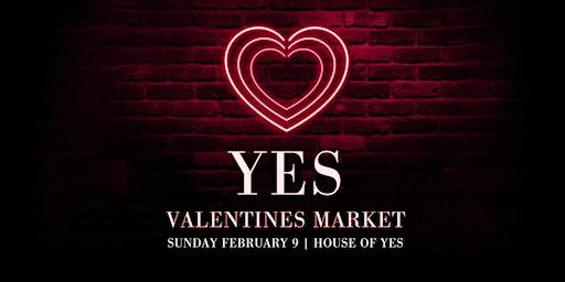 Yes Valentines Market