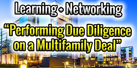 #MFIN Multifamily Monday Meetup - Inland Empire, CA tickets