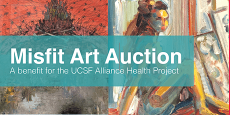 Misift Auction 2020 - A fundraiser for the AHP Mural Project tickets