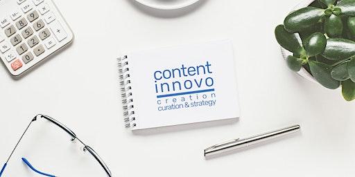 April Sales & Marketing Peer-to-Peer: Tying Content Marketing to the Sales Funnel with Content Innovo