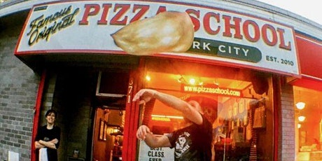 Pizza School | You Got A Pizza My Heart Class tickets