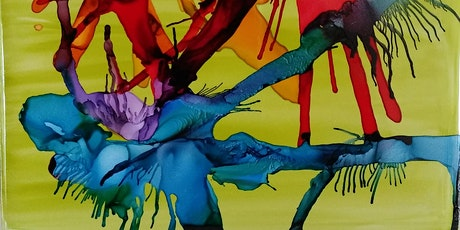 Alcohol Inks Workshops February tickets