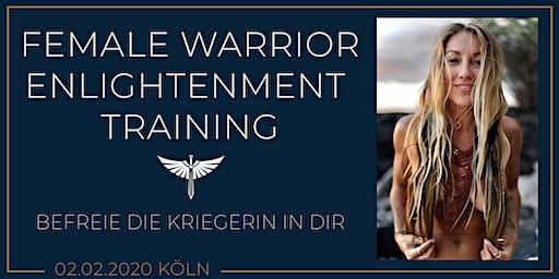 Female Warrior Enlightenment Training by Johannes Decker