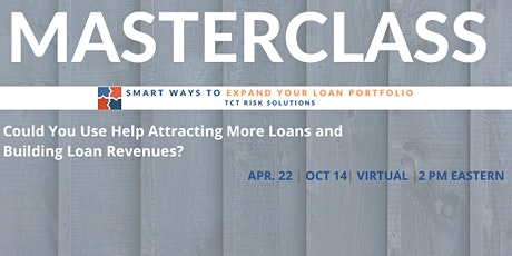 Smart Ways to Expand Your Loan Portfolio tickets