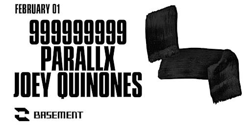 999999999 / Parallx / Joey Quiñones