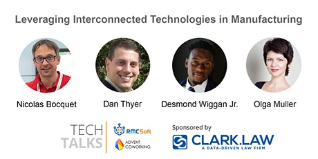 TechTalks on Leveraging Interconnected Technologies In Manufacturing tickets