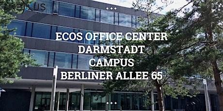 Geschäftspräsentation Darmstadt Tickets