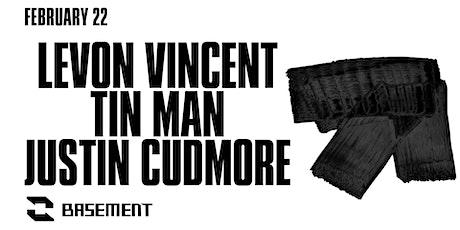 Levon Vincent / Tin Man / Justin Cudmore tickets