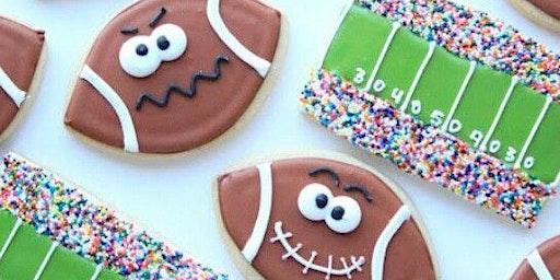 Super Bowl  - Cookie Decorating Class